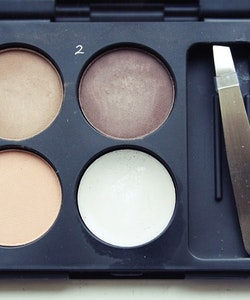 Fashionista The Essential Brow Kit for perfectly framed eyes