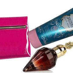 Katy Perry Killer Queen EDP 100ml+200ml SG+YSL Cosmetics Bag