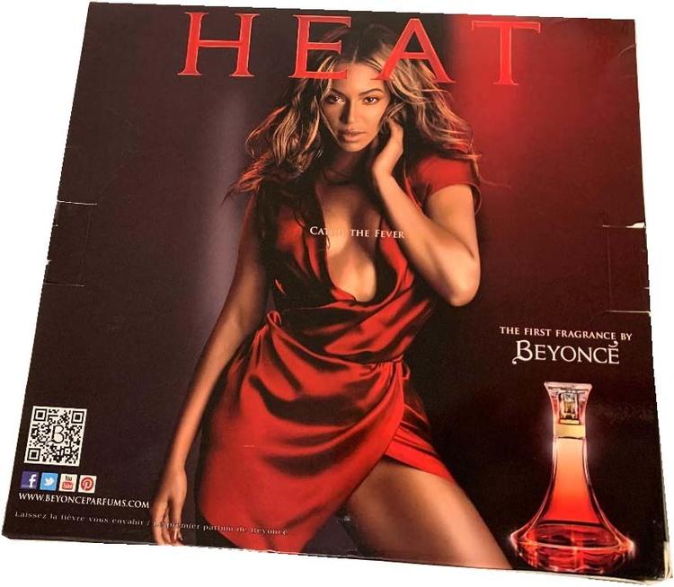Beyonce Heat EDP 50ml + Beverly Body Lotion 75ml