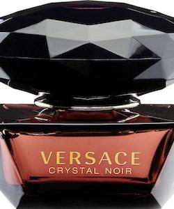 Versace Crystal Noir Eau De Toilette 50ml+Diesel Loverdose Bag