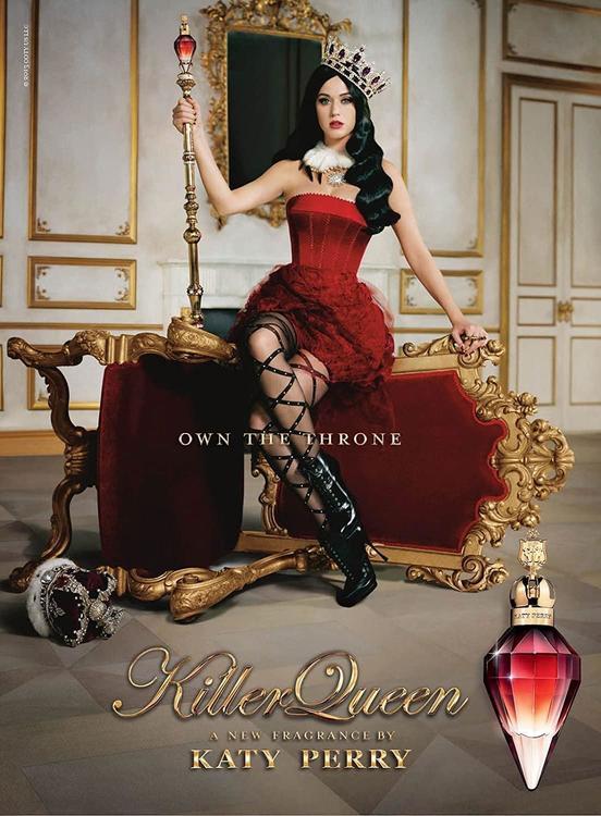 Katy Perry Killer Queen EDP 30ml+75mlSG+75mlKenzoBL