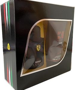 Ferrari Black EdT 75 ml + Hugo Boss Orange Shower Gel 150ml