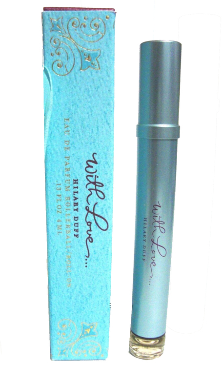HILARY DUFF WITH LOVE WOMEN PERFUME ROLL ON