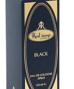 Real Image Eau de Cologne Spray BLACK 120ml