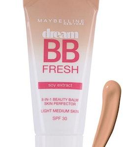 Maybelline Dream Fresh 8-in-1 BB Skin Perfector SPF30 - Light Medium
