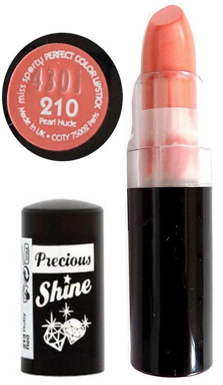 Miss Sporty Perfect Shine Colour Lipstick - Pearl Nude