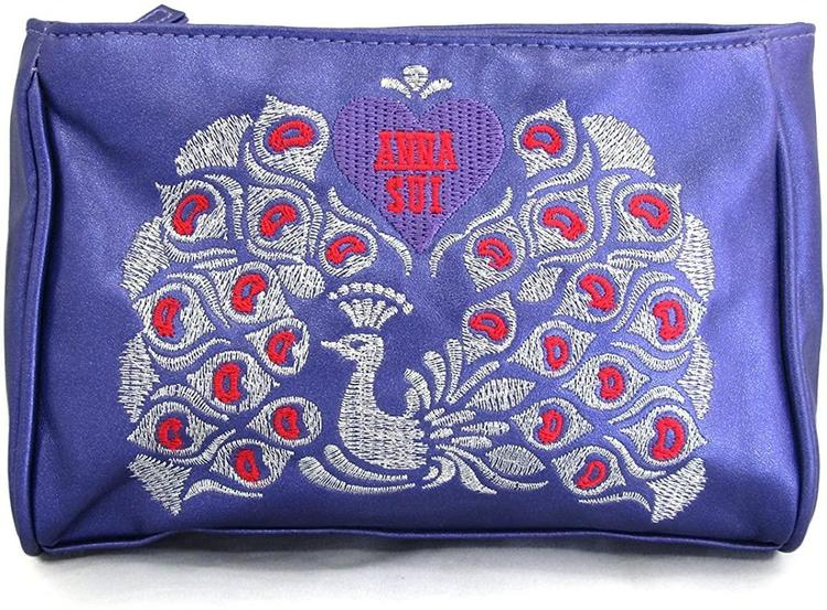 Anna Sui Fairy Dance Secret Wish EdT 50ml+Anna Sui Peacock-Pouch