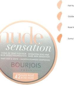 Bourjois Nude Sensation BLUR Effect Foundation - 42 Nude Rose