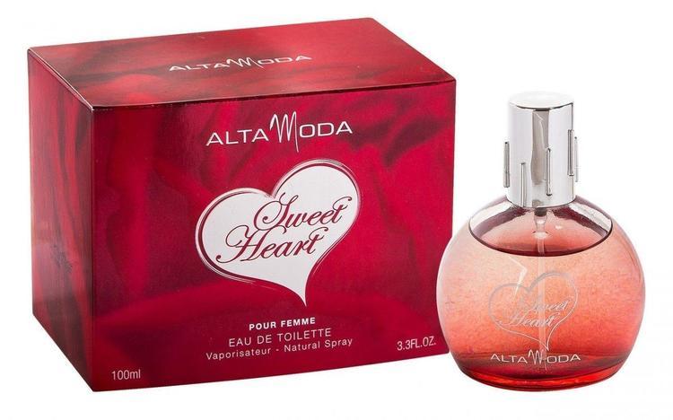 Alta Moda Sweet Heart Pour Femme EDT 100ml