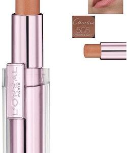 L'Oreal Rouge Caresse Lipstick - 505 Creamy & Lacy
