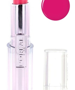 L'Oreal Rouge Caresse Lipstick - 12 Cherry&Sassy