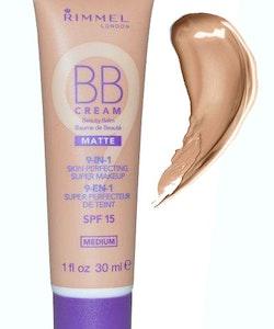 Rimmel MATTE BB Cream 9 in 1 SPF 15 - Medium Matte