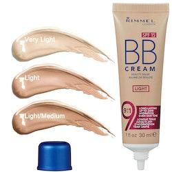 Rimmel BB Cream 9 in 1 Super Makeup SPF 15 - Light