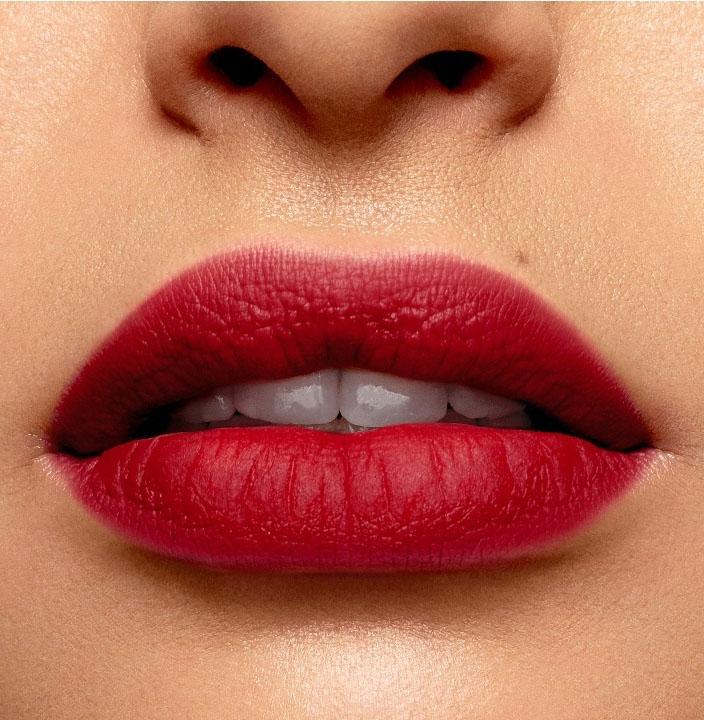 Revolution Makeup Vegan & Cruelty Free Matte Lipstick-132 Cherry
