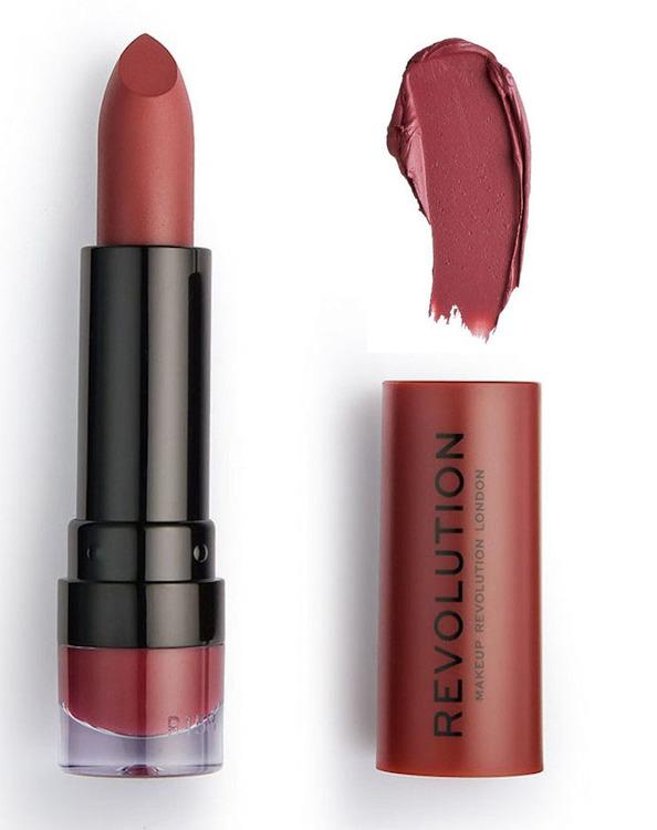 Revolution Makeup Vegan & Cruelty Free Matte Lipstick-147 Vampire