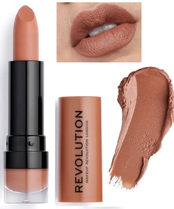 Revolution Makeup Vegan & Cruelty Free Matte Lipstick-120 Vow