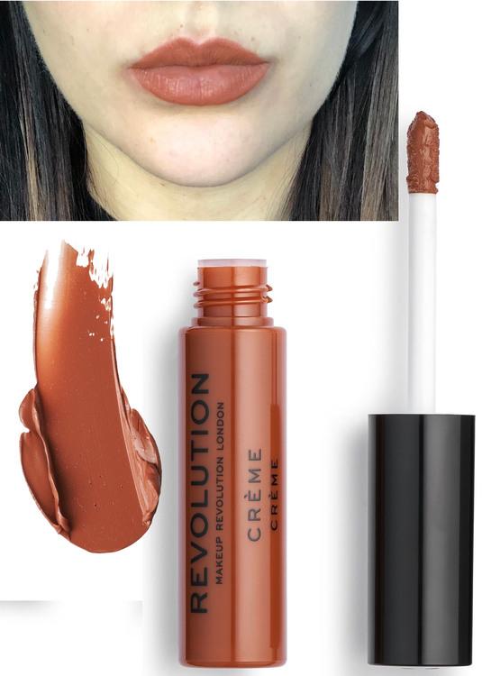 Revolution Makeup Creme Liquid Lipstick -126 Muse