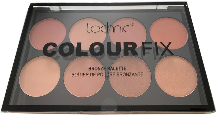 Technic Colour Fix BRONZE Contour Palette Kit