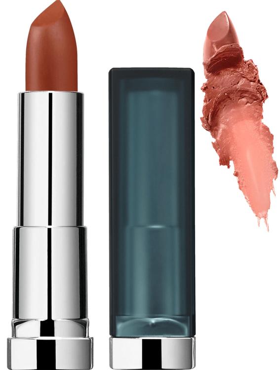 Maybelline Sensational Matte Lipstick-Melted Chocolate