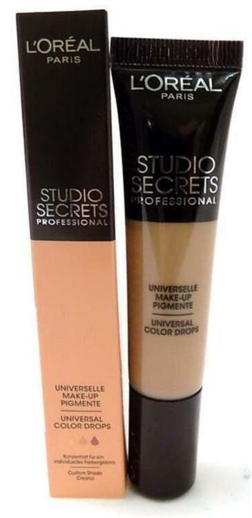 L'Oreal Studio Secrets Colour Drops Custom Shade Creator