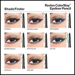 Revlon PHOTOREADY KAJAL Eye Pencil with Smudger - 305 Matte Espresso