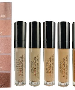 Technic 3-in-1 Canvas Full Coverage Concealer-Chestnut