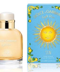 Dolce & Gabbana Light Blue Sun Pour Homme Eau de Toilette Spray 75ml