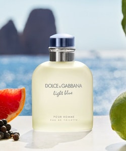 Dolce & Gabbana Light Blue Homme Eau de Toilette Spray 125ml