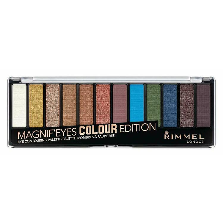 Rimmel Magnif'Eyes Colour Edition Eye Contouring Palette