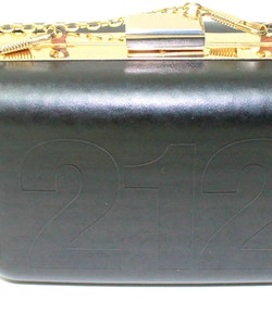 Carolina Herrera 212 VIP Clutch Bag