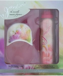 Eden Classics Le Jardin Eau de Parfum 50ml+Body Spray 150ml
