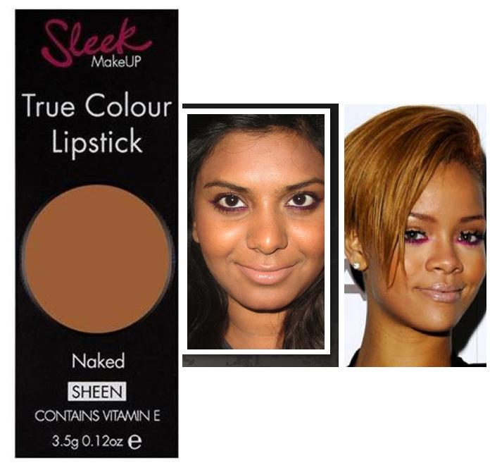 Sleek Sheen Lipstick - 785 Naked