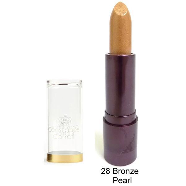 Constance Carroll UK Fashion Lipstick - 28 Bronze Pearl