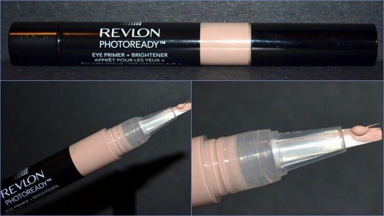 Revlons PhotoReady Eye Primer + Brightener