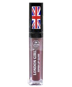 London Girl I'm MATTE 24 Hours Lasting Super Lip Gloss-05 Sydney