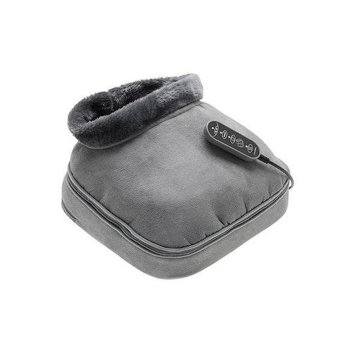 2 i 1 fotvärmare och fotmassage Shiatsu Comfort Lanaform