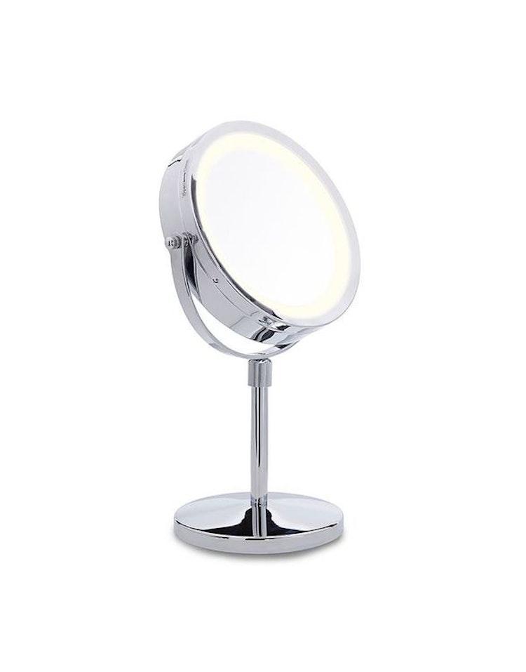 Sminkspegel LED belysning & förstoring, Lanaform