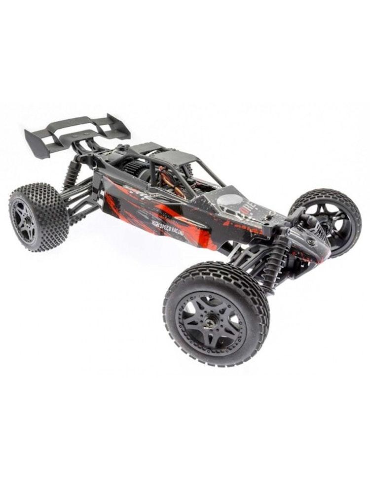 Radiostyrd Bil 1:12, 30Km/h, 4WD, 2.4G, HBX Dune Buggy RTR