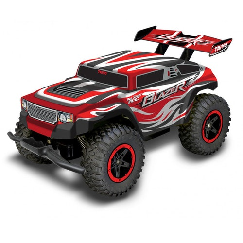 Taiyo 1:16 Pro-Sport R/C Blazer 15km/h - Röd