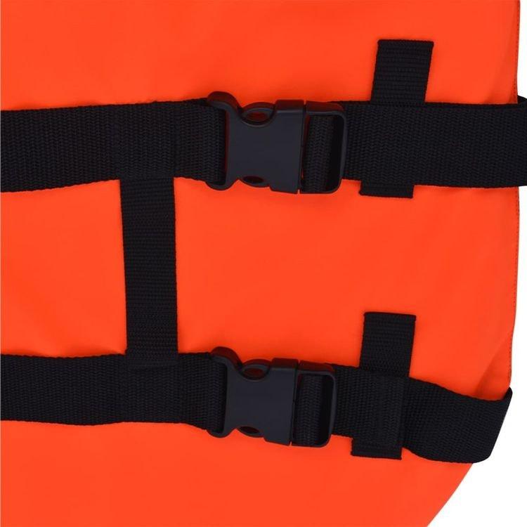 Flytväst Hund Strl S, M, L Färg Orange