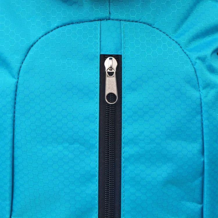 Vandringsryggsäck XXL 75 L Svart och blått