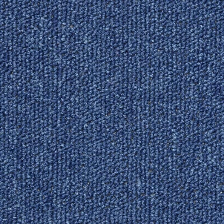 15 st Trappstegsmattor blå 65x24x4 cm