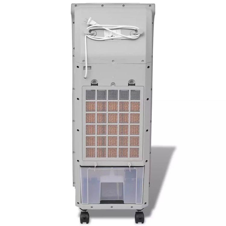 Luftkylare 120 W 8 L 385 m³/tim 37,5x35x94,5 cm
