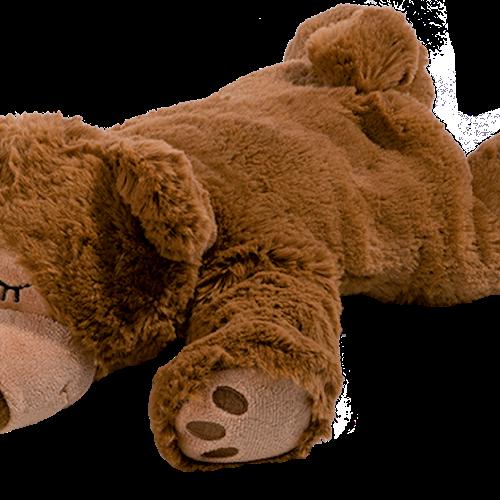 Sömnig Brun björn – Warmies
