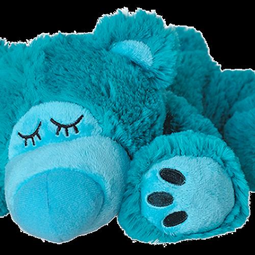Sömnig turkos björn – Warmies