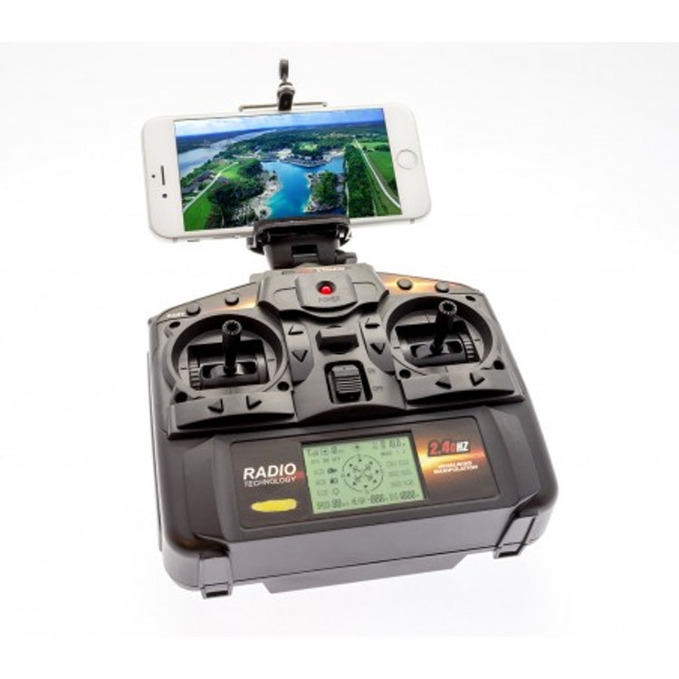 Feilun GPS Drönare med WiFi - 410mm - 2.4G