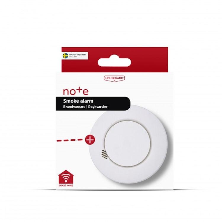 Housegard Note SA424WS Smart Brandvarnare ( Påbyggnad )