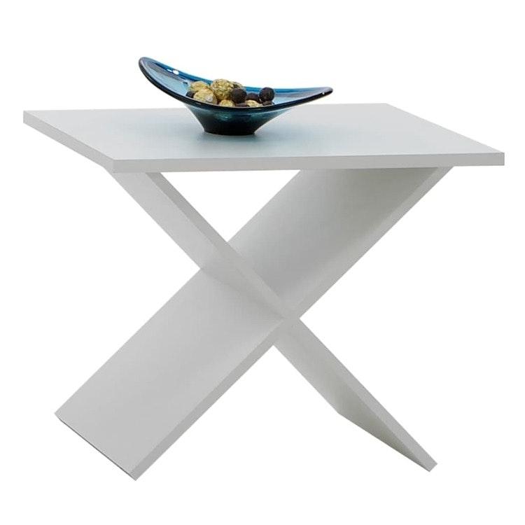 Soffbord FMD ek , brun eller vit