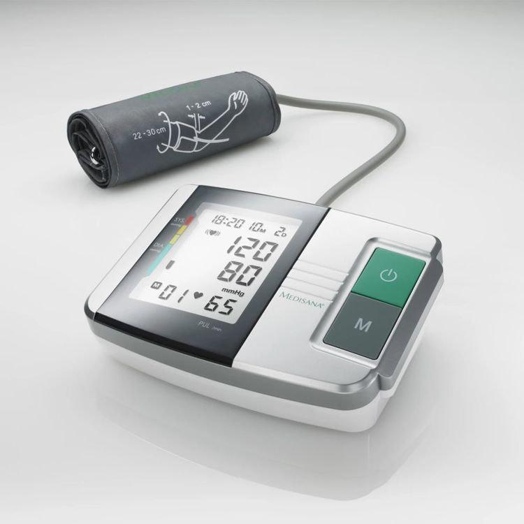Automatisk Blodtrycksmätare för överarm MTS