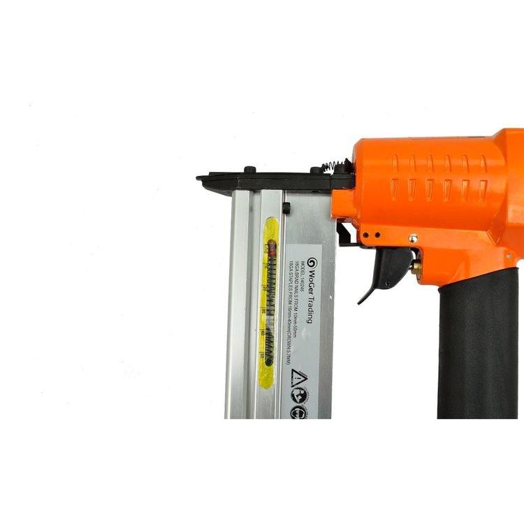 2-i-1 Tryckluftsdriven spikpistol